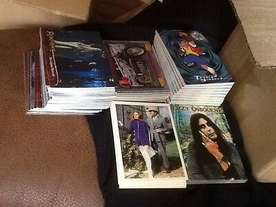 Job Lot Of Over 160 Promo Card Sets