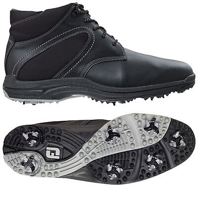 Footjoy Mens Winter Golf Boots Size 11 - New Waterproof Leather Shoes Thermal Fj