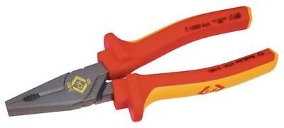 CK RedLine VDE Combination Pliers 185mm Wire Cutter 431002