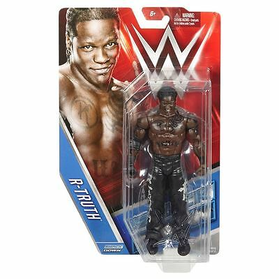 Wwe Wwf Mattel Series 59 R-Truth Wrestling Action Figure New Boxed!!!!!!