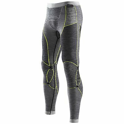 X-Bionic Man Apani Merino Pants Long Funktionshose Tight wandern Herren Outdoor