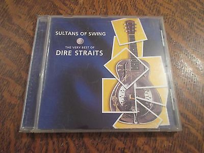 cd album the very best of DIRE STRAITS sultans of swing