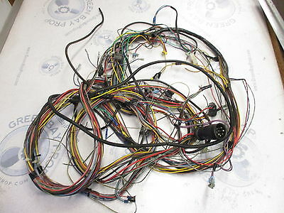 OMC Cobra Ford 2.3 4 Cyl Engine to Dash 17 Ft Wire Harness