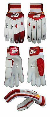 2017 New Balance TC 360 Batting Gloves Sizes Mens Right & Left Hand