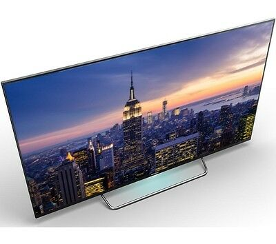 """Sony KDL43W805CBU 43"""" Smart 3D Youview/Android WiFi Full HD LED TV - No Stand"""