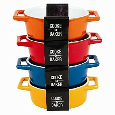Z58789 Oval Oven To Table Baking Dish - Choice Of Colours 1 Supplied