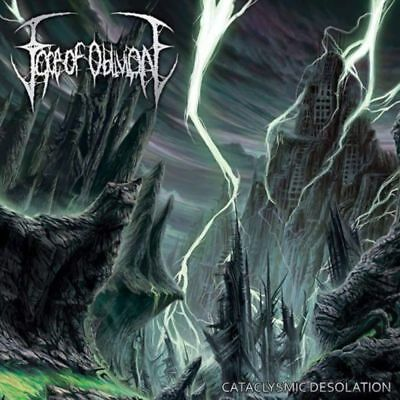 Face Of Oblivion - Cataclysmic Desolation - CD - New