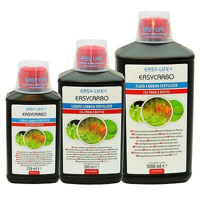 Easy Life EASYCARBO Carbon CO2 Fertiliser Plants Prevents Algae - 250 500 1000ml
