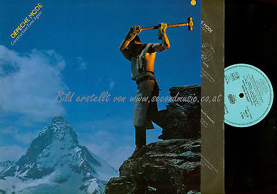 LP--Depeche Mode ‎– Construction Time Again //OIS // GERMANY