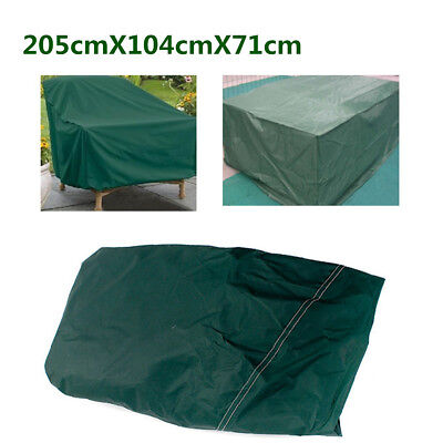 "80"" x 41"" x 28"" Waterproof Outdoor Yard Garden Furniture Patio Table Chair Cover"