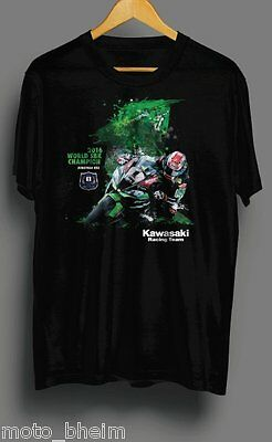 Kawasaki Shirt Jonathan Rea 2016 SBK World Champion Weltmeister original