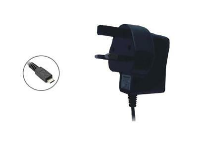 UK Mains House AC Charger For Garmin Zumo 396 346 LMT-S 595 LM 595LM Sat Nav
