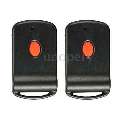 2x Mini Remote Garage Transmitter For MultiCode 3060 300mhz 3089 4120 Linear New