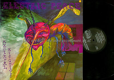LP-- Electric Peace – Medieval Mosquito  // PSYCH ROCK