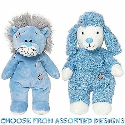 """ME TO YOU Tatty Teddy 10"""" BLUE NOSE FRIENDS Plush Soft Toys - Assorted"""