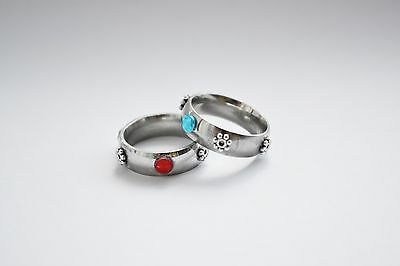 Howl and Sophie set howls moving castle studio ghibli cosplay ring custom sizes