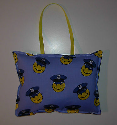 Tooth Fairy  Pillow -   Cop Happy Faces