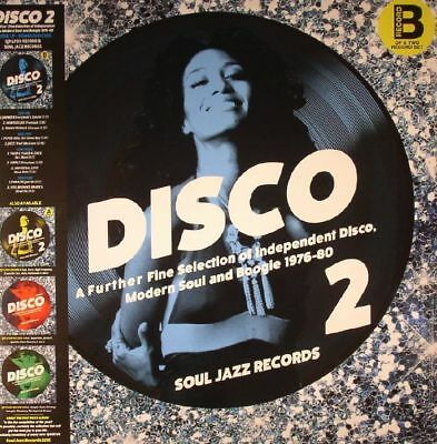 Disco 2: A Further Fine Selection Of Independent Disco Modern Soul & Boogie 1...