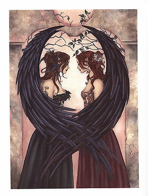 Amy Brown - Sisters - OUT OF PRINT