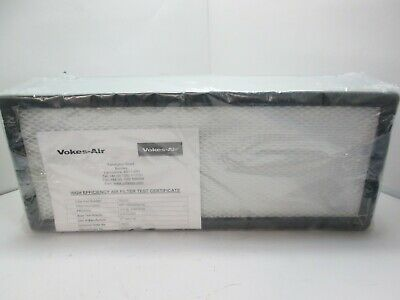 New Vokes-Air 706123 Clean Room Filter, 493 X 203 X 100mm, 99.9% Efficiency