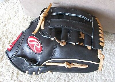"""Rawlings Pro Preferred Right Handed Infield Glove Kip Leather Pros17Hbc 11.75"""""""