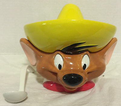 "Warner Bros. ""Speedy Gonzales Salsa Bowl""  New in Box"