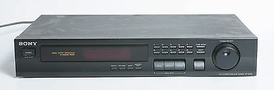 Sony St-S215 Fm / Am Stereo Tuner