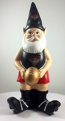 Essendon Bombers AFL Limited Edition 10 Year Anniversary Garden Gnome 2016
