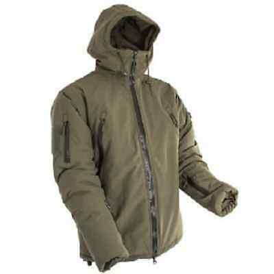 Performance Sleeka Outdoor Parka Winter Jacke oliv L / Large
