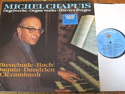 6.41872 Michel Chapuis Organ Works