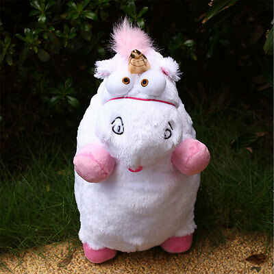 1Pcs Despicable Me Fluffy Unicorn Shape Gifts Home Decor For Kid Children