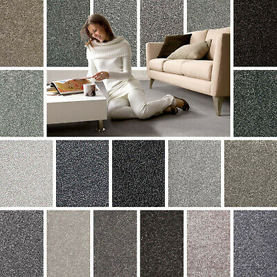 Grey Carpet, Cheap Grey Carpets, Twist & Saxony Pile Grey Carpets Action Backing