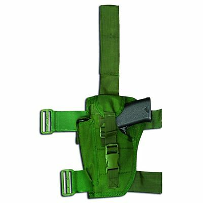 Tiefziehholster P8 Import oliv links