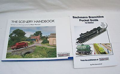 Bachmann Branchline Pocket Guide & The Scenery Handbook - Book x 2