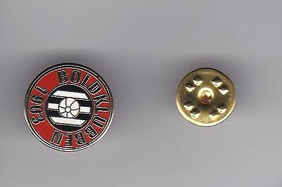 Boldklubben 1903 ( Denmark ) - lapel badge butterfly fitting