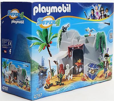 PLAYMOBIL® 4797 Piraten-Höhle NEU / OVP