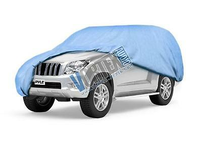 """New Pyle Pcvsuv136 Armor Shield Suv Cover Fits Suv Up To 13.6"""" In Overall Length"""