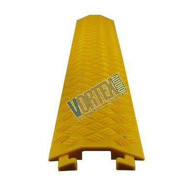 New Pyle PCBLCO19 Cable Protective Cover Ramp, Cord/Wire Concealment Track