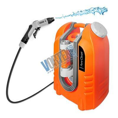 New PCRWASHBAT29 Pure Clean Portable Spray Pressure Washer Cleaning System