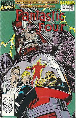 Fantastic Four Annual #23 (Marvel)  1990
