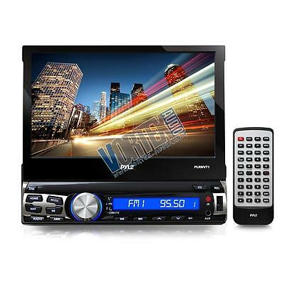 New Pyle PLRNV71 7-inch Bluetooth and GPS Navigation Headunit Receiver