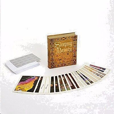 Walt Disney Archives Collection Sleeping Beauty Notecard Set Collectible Box NEW