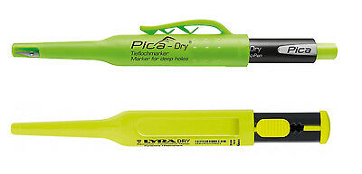 Pica-Dry or Lyra-Dry Deep Hole Markers Construction Markers