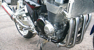 Motad Downpipes and Collector to fit Suzuki GSX1400  K2-6 (BN1111) 2002-2007