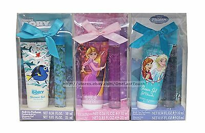 AIR-VAL 2pc Set ROLL ON PERFUME+SHOWER GEL Travel Size HOLIDAY New! *YOU CHOOSE*