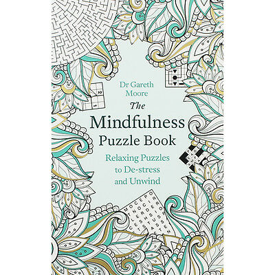 The Mindfulness Puzzle Book (Paperback), Non Fiction Books, Brand New