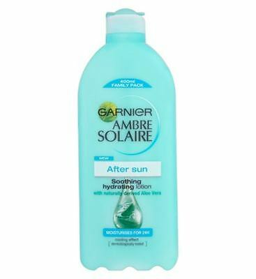 Garnier Ambre Solaire After Sun Soothing Lotion 400Ml
