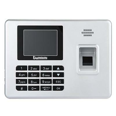 "2.8"" TFT LCD Display A3 Fingerprint Attendance Machine Checking-in Recorder"