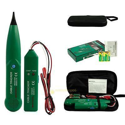 MS6812 Telephone Phone Network Cable Wire Line RJ Tracker Detector Tester