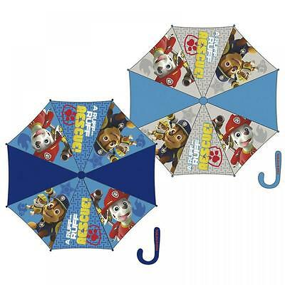 Paw Patrol Boys Umbrella Childrens Kids Panel Rain Snow Brolly Assorted Design